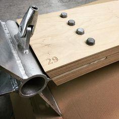 Estante de panel baubuche