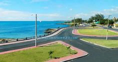 The Malecon. San Pedro de Macoris, Dominican Republic. Cool Countries, Countries Of The World, Cuba, Dominican Republic, Baseball Field, Golf Courses, Country, Countries, Cities
