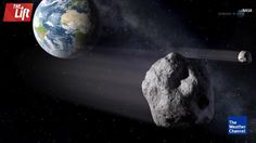 11/1/16 Buzzed by an asteroid: With new advances in detection and tracking so-called Near Earth Objects, scientists hope to one day protect the Earth from asteroid threats.