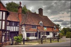 English pubs. The White Hart, Witley by strussler, via Flickr