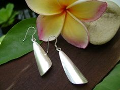 Hill Tribe Silver Earrings-The Natural Wings by SmileHillTribe