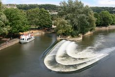 Avon Weir - Bath UK