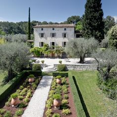 Property Of The Week 25 July: A Chateau In Roquefort Le Pins Provence