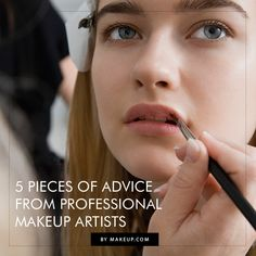 Makeup is a lot of fun and can really make a woman feel like a new person, but for many, the beauty industry can mean big business. If you've been curious about what it takes to be a makeup artist, here are 5 pieces of advice from professionals that could help you launch a career in beauty.