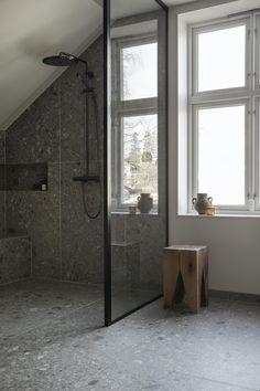 Bathroom Goals, Bathroom Spa, Simple Bathroom, Luxury Interior, Interior Design, Amazing Bathrooms, Bathroom Inspiration, Home Fashion, Terrazzo