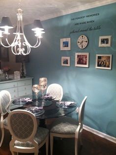Top This That Decorator Paralysis And My Dining Room