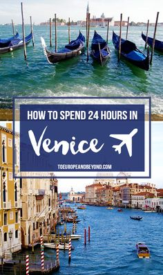 Venice may not have been my favourite, but it does deserve some credit. Here's everything I did in my rather short, bucket-list-friendly 24 hours in Venice. More: http://toeuropeandbeyond.com/24-hours-venice-enough/ #Italy #Venice