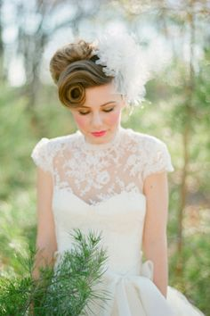 vintage hair style inspiration