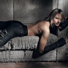 NEW Candice Swanepoel for Osmoze Jeans 2015