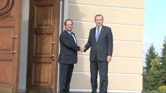 Başbakan Erdoğan Hollande ile görüştü - http://turkyurdu.com/basbakan-erdogan-hollande-ile-gorustu/
