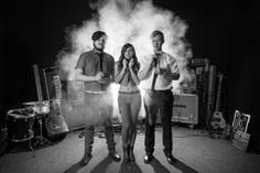 TEMP3ST Band Promo by Dhrumil Desai, via Behance