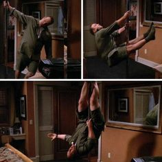 King of queens - One of the funniest episodes EVER! Kevin James got moves!!!
