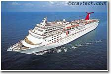 Join the Carnival Sensation as she departs Port Canaveral FL on August 4, 2013 for a Four (4) day Cruise experience visiting beautiful Freeport and Nassau Bahamas.