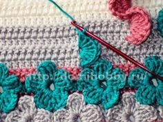 Amazing crochet stitch with instructions