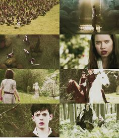 The Chronicles of Narnia. . .  A tale what can't be forgotten
