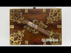 Gurkha Cigars: 125th Anniversary (video) | Buy Cigars Online