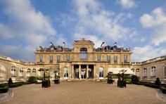The museum Jacquemart André. A great place with very interesting exhibitions.