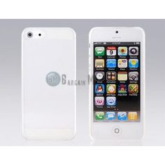 Crystal Protective Case for iPhone 5 (Transparent)