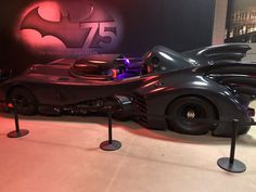 Warner Bros studio tour - batmobile