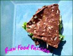 2 Raw Food Dehydrator Recipes - Easy and Nut Free! | Raw Glow Blog