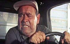Jonathan Winters in It's A Mad, Mad, Mad, Mad World