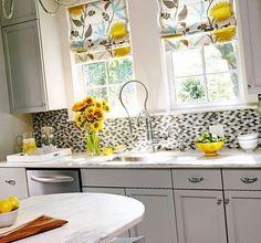 Gorgeous Yellow Kitchen Designs Kitchen Yellow And Grey Kitchen Curtains Kitchen Window Design inside Gorgeous Yellow Kitchen Designs Kitchen Decorating, Home Decor Kitchen, Kitchen Interior, Home Kitchens, Decorating Ideas, Decor Ideas, Window Decorating, Diy Ideas, Interior Doors