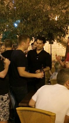 Henry Cavill News: Gibraltar Coverage: Henry With Royal Marines, Fans Ahead Of 'Rock Run'