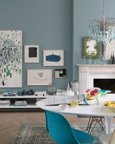 Favorite Farrow And Ball Paint Colors Dining Room Blueliving