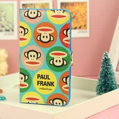 Paul Frank Flip Leather Case For Samsung Galaxy S3 protects your samsung galaxy S3 I9300 from scratches, dents, oil and reduce damage from accidental drops.