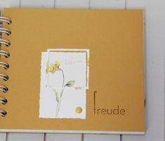 Papier-Liebelei: Kleines Glücksbuch