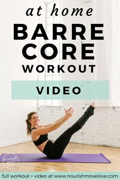 073368035 126 Best barre workouts images