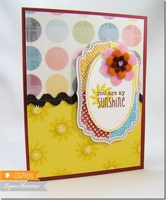 You-Are-My-Sunshine using Country Labels 4 - new from Waltzingmouse Stamps!