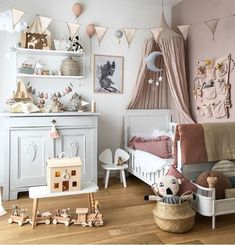 Tip Round Dome Coat Cotton Tent Bed Canopy for Baby Playroom 6 Color . - Tip Round Dome Coat Cotton Tent Bed Canopy for Baby Playroom 6 Colors – Bed Canopy DIY, Bed Canop - Kids Bed Canopy, Bed Tent, Canopy Curtains, Cot Canopy, Kids Wall Decor, Nursery Decor, Girl Nursery, Playroom Decor, Kid Furniture