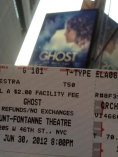 Ghost Fan Photos: Photo tweeted by Michael Bancroft