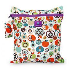 Milovia Wetbag für Stoffwindeln, Windelbeutel - Blumenkinder.eu - Stoffwindeln, Stoffbinden, Menstruationstassen, Stofftaschentücher, Babykleidung bio