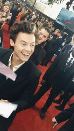#DunkirkPremiere #HarryStyles The sparkle in your eyes