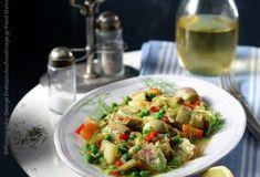 Νηστίσιμες Συνταγές - Συνταγές για τη Νηστεία   Argiro.gr Bruschetta, Potato Salad, Potatoes, Vegetables, Ethnic Recipes, Food, Meal, Potato, Essen