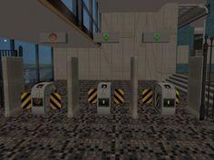 Sassy For Sims 2: Lfgomar's super train set for Sims 2