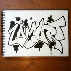 The name Lamart ( @lamartbraxton )  #art#artsy#artistic#graffart#graff#grafflettering#draw#sletch#sketching#drawing#drawings#sketchings#draws#sketchbook#graffiti#graffitiart#graffitilettering#selfmade#handmade