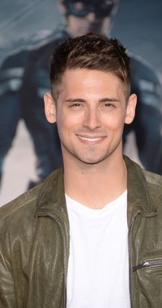 Jean-Luc Bilodeau, he is my favorite! Been watching Baby Daddy lately, he so cute!