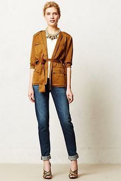 AG Nikki Relaxed Skinny Jeans ($188.00, 6 year manhattan, Cotton/Polyester/Urethane/Spandex, USA) #anthropologie