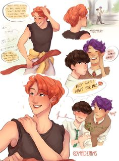 (@madzjams) as a jhope stai this is soo fucking hot(^་།^)