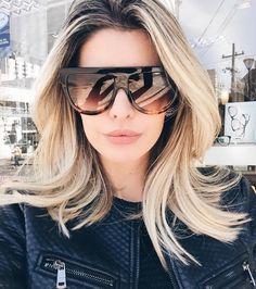 #selfie com óculos perfeito da @oculosperfil! PS: Última foto de cabelo longo  Criei coragem e cortei