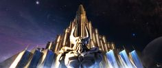 Gorgeous Concept Arts of Thor