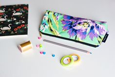 WWW.NOVAMELINA.COM Cutest accessories and custom work with quality handcrafting! Also Liberty Art fabrics!  #pencilcase #japanese #fabric #fabricshop #liberty #art #fabrics #libertyprints #betsy #poppyanddaisy #pepper #foxfabric #handmade #finnish #design #customwork #pouch #accessories #forgirls #forwomen #giftideas