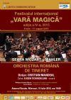 Bilete la Festivalul International Vara magica - Seara Mahler Orchestra Romana de Tineret 15 Iul 2015