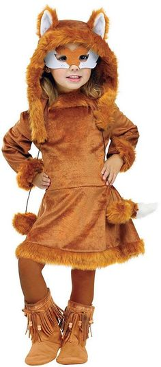 Awesome Costumes Sweet Fox Toddler Costume just added. Toddler Halloween Games, Toddler Costumes, Baby Costumes, Cool Costumes, Costume Ideas, Fairy Halloween Costumes, Halloween Kostüm, Couple Halloween, Pirate Costumes