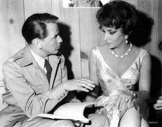Frank Sinatra & Gina Lollobrigida