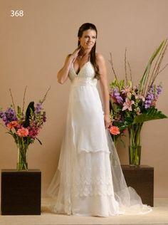Vestido de novia / wedding dress - en Capas