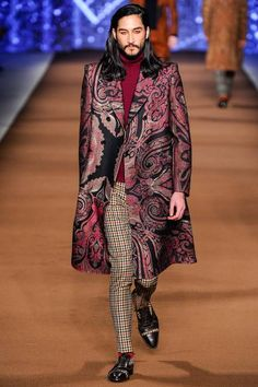 Etro | Fall 2014 Menswear Collection | Style.com